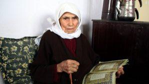 102 yaşında öğrenci oldu …