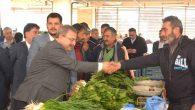 Kimyeci, semt pazarında