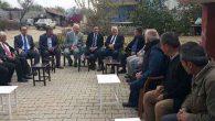 CHP'de eski Başkanlar sahada