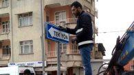 Kırıkhan'da  tek yön