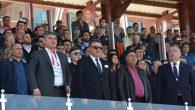 Atatürk Stadı'nda Protokol Tribünü