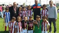 Hatayspor U-10, Antalya'da 4. oldu…