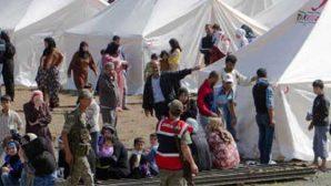 Suriyeli'lere  sokağa çıkma yasağı