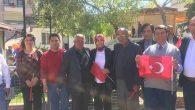 CHP'nin çalışkan Kadın Kolları üyeleri