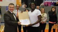 Meleklere 'Meslek Hizmetleri Ödülü'