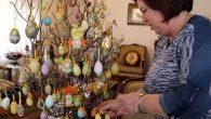 Paskalya'nın vazgeçilmezi rengarenk yumurtalar