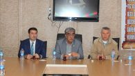 Milletvekili Ahrazoğlu'dan Hayad'a ziyaret