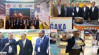 ATSO Firmaları İzmir Fuarı'nda