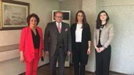 TOBB kadın girişimciler ziyareti ATB'ye