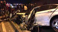Antakya çevre yolunda korkunç kaza:
