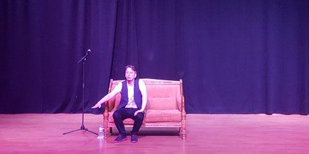 Samandağ'da stand-up günü: