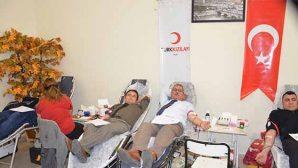 Cezaevi'nde kan bağışı