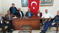 Erhan Aksay İcra Kurulu toplandı