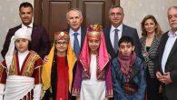 TED Folklor ekibi Dubai yolcusu…