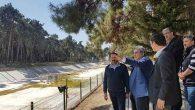 Hidro Havuzu ve parkı mayıs başı hazır