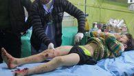 Suriye'de insanlık dışı katliam: