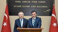 Kosovalı Bakan  Hatay'da