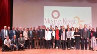 23 yıllık MKÜ'lü Prof. Dr. Yiğit veda etti…