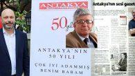 Antakya'nın Sesi 'Gazete'