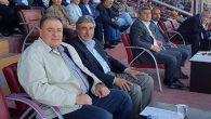 Türkiyemspor Başkanı  Hatay'da