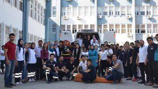 MKÜ'de 112 eğitimi
