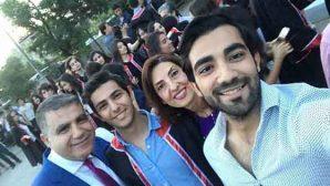 Güzelmansur Ailesi  2 öğrencisi de mezun oldu