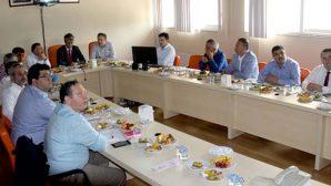 Başhekimler toplantısı