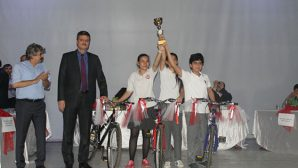 Şampiyon  Serinyol Necati Oflazoğlu O.O.
