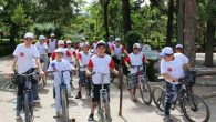 Hassa'da bisiklet turu