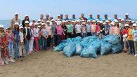Kumsal temizliği öğrencilere