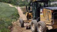 HBB'den Samandağ'da yol çalışmaları …