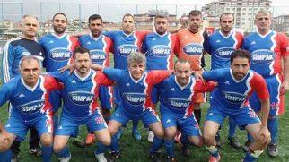 Erhan Aksay Turnuvası'nda  en gollü maç: