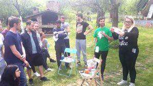 4 ülke gençleri Hırvatistan'da