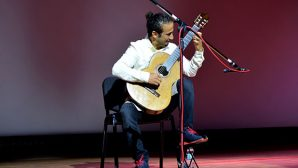 MKÜ'de Gitar Resitali