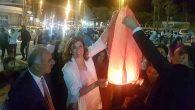 Samandağ'da hıdrellez kutlaması