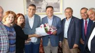 Kaya ziyareti, BŞB ve CHP'ye…