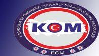 KOM'dan 50 adrese operasyon: