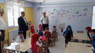 Yayladağı'nda 4-6 yaş arası  miniklere kur'an kursu