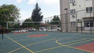 Yeşilpınar'a spor sahaları açılış bugün