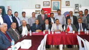 Muhsin Demirel yeniden başkan
