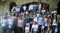 Samandağ Belediyesi'nden misafir gençlere evsahipliği