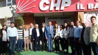 Kırıkhan CHP Yönetimi Ziyareti
