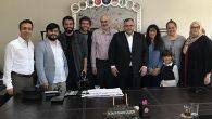 İslam Birliği Heyeti Hatay'da