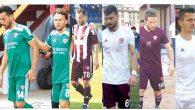Hatayspor'da iç transferde7 kişi ile anlaştı
