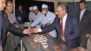 Antakya Belediyesinin Kandil Gecesi İkramı: Tatlı