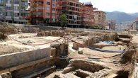 Mozaikler ve kalıntılar taşınıyor