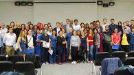Yeni Doğan'da mekanik ventilasyon eğitimi