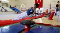 Cimnastik şampiyonasında Hatay ev sahibi