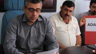 Samandağ'dan 'Adalet Yürüyüşü'ne destek