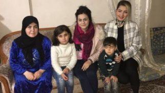Hatay'daki Suriyeli çocuklara 'Türkçe Eğitimi'